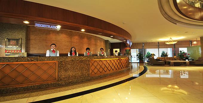 台北兄弟大饭店房间室内图、外观图