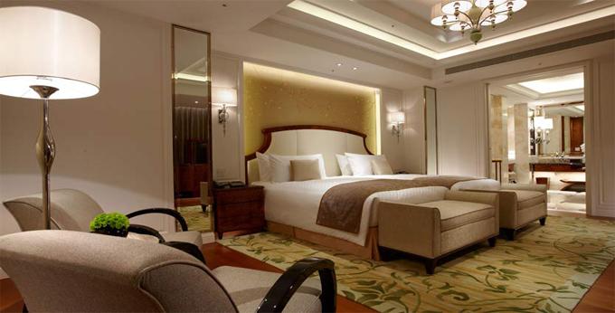 台北大仓久和大饭店房间室内图、外观图