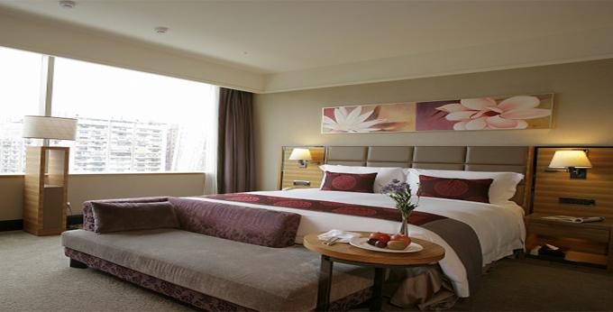台北福容大饭店(台北店)房间室内图、外观图