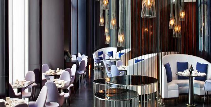 台北w饭店房间室内图、外观图