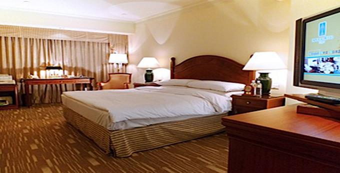 台北华国大饭店房间室内图、外观图