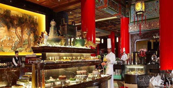 台北圆山大饭店房间室内图、外观图