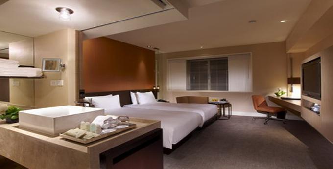台北国宾大饭店(台北店)房间室内图、外观图