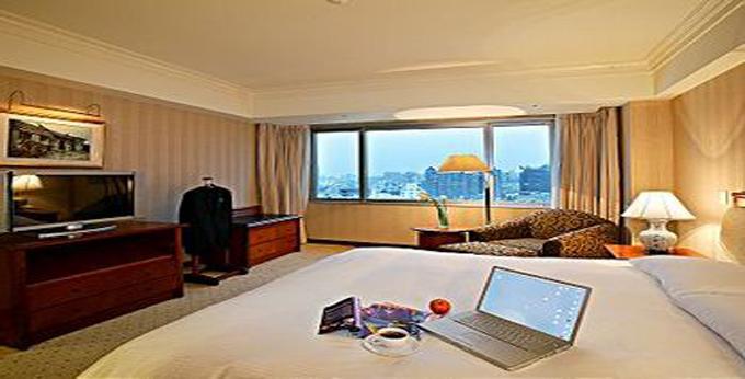 台北长荣桂冠酒店(台北店)房间室内图、外观图