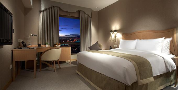 新北翰品酒店(新北店)房间室内图、外观图
