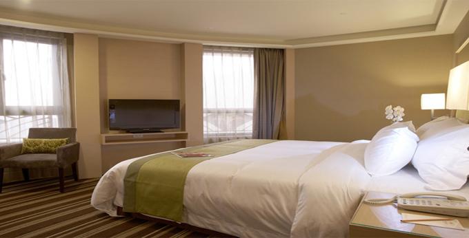 新北福容大饭店(深坑店)房间室内图、外观图
