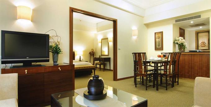 桃园福容大饭店(中坜店)房间室内图、外观图