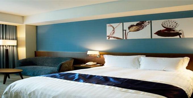 桃园桃禧航空城酒店房间室内图、外观图
