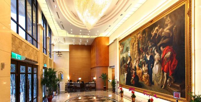 苗栗兆品酒店(苗栗店)房间室内图、外观图