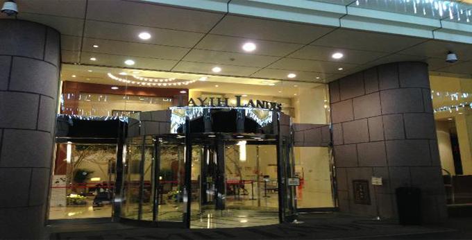 台南大亿丽致酒店房间室内图、外观图