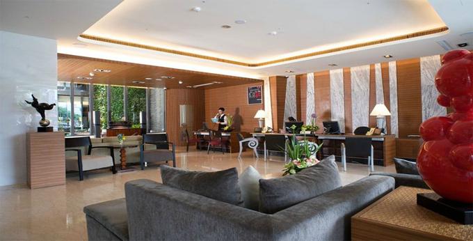 花莲蓝天丽池饭店房间室内图、外观图
