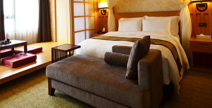 花莲福容大饭店(花莲店)房间室内图、外观图