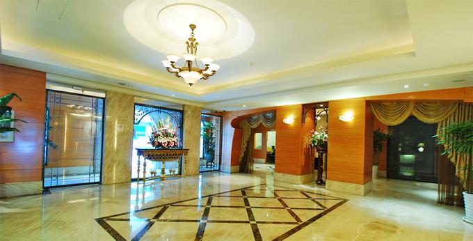 台北首都唯客乐饭店房间室内图、外观图