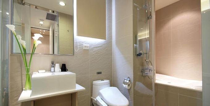 台北丹迪旅店 (大安馆)房间室内图、外观图
