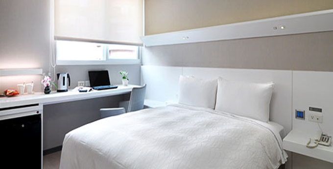 台北丹迪旅店 (天母店)房间室内图、外观图