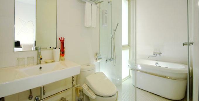 台北丹迪旅店 (天津店) 房间室内图、外观图