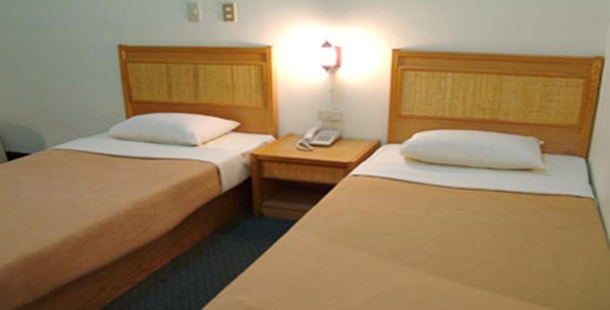 嘉义阿里山阁大饭店房间室内图、外观图