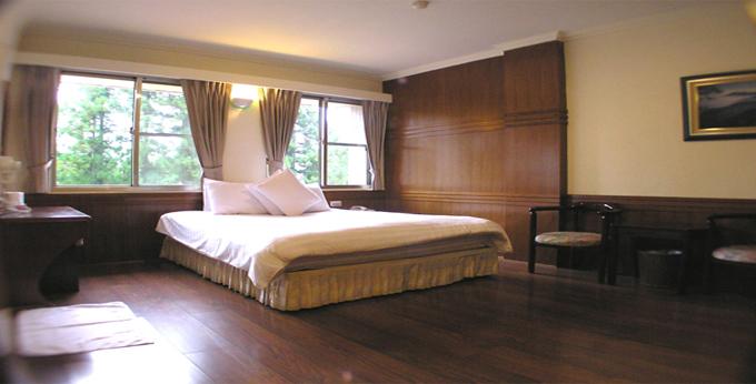 嘉义樱山大饭店房间室内图、外观图