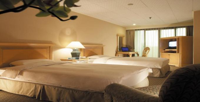 嘉义兆品酒店(嘉义店)房间室内图、外观图
