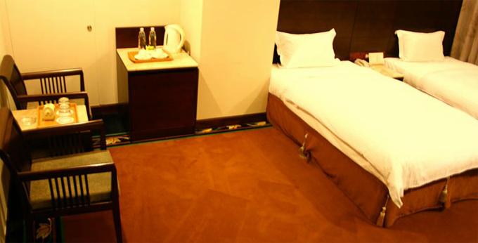 嘉义皇爵大饭店房间室内图、外观图