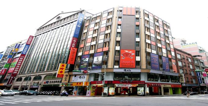台北福泰桔子商务旅馆 (馆前店)房间室内图、外观图