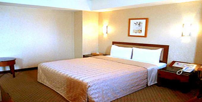 台北统一大饭店房间室内图、外观图