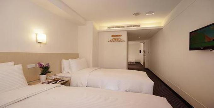 台北洛碁大饭店 (林森馆) 房间室内图、外观图