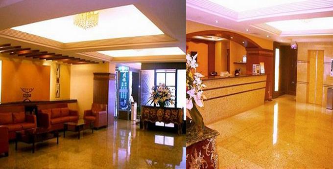 台北友星大饭店房间室内图、外观图