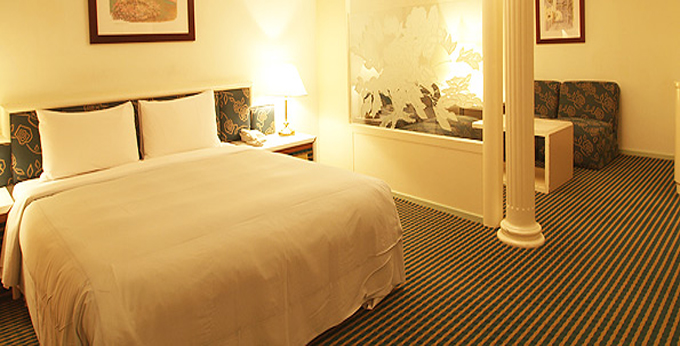 台北星辰大饭店房间室内图、外观图