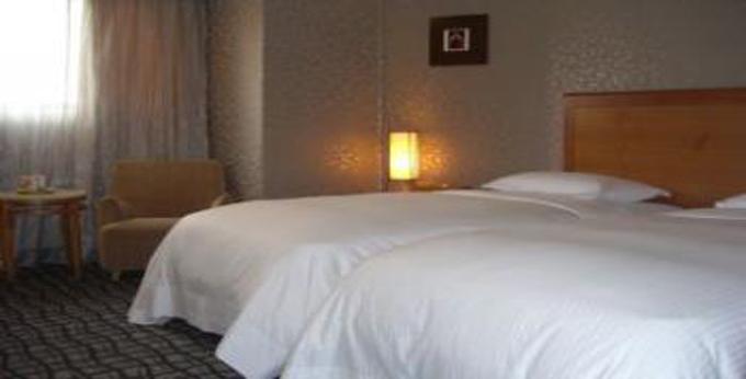 台北华丽大饭店房间室内图、外观图