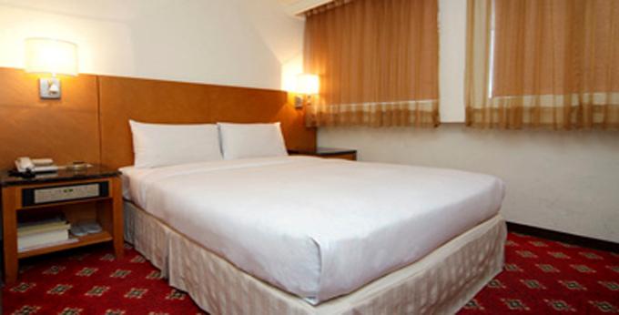 台北长虹大饭店房间室内图、外观图