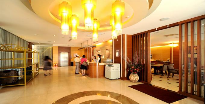 台北万事达旅店 (中华店)房间室内图、外观图