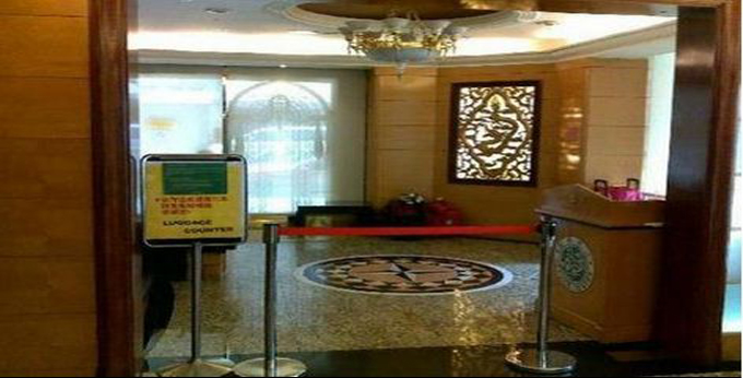 台北东龙大饭店房间室内图、外观图