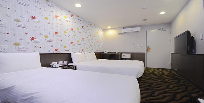 台北高丝旅时尚旅馆 (西宁馆) 房间室内图、外观图