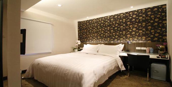 台北璞丽商旅房间室内图、外观图
