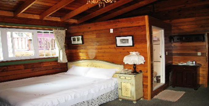 南投香格里拉空中花园房间室内图、外观图