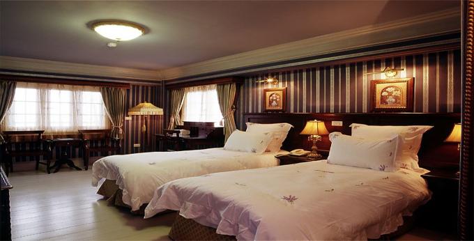 南投香格里拉音乐城堡房间室内图、外观图