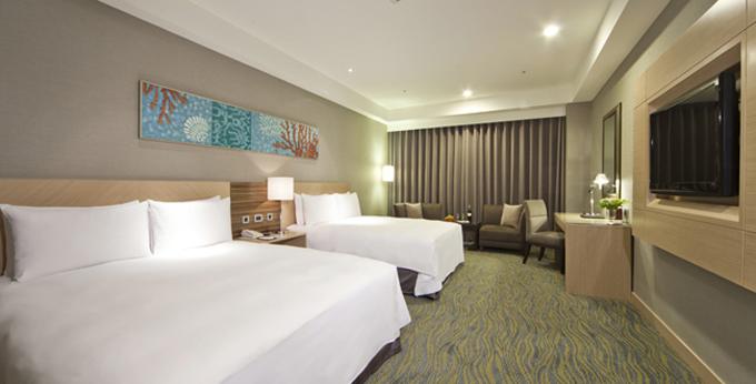 花莲烟波大饭店(花莲馆)房间室内图、外观图