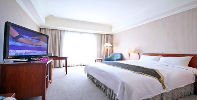 宜兰伯斯饭店房间室内图、外观图