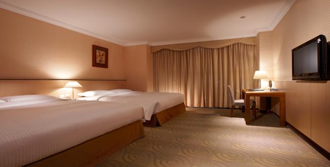 宜兰城市商旅饭店 (礁溪枫叶馆) 房间室内图、外观图