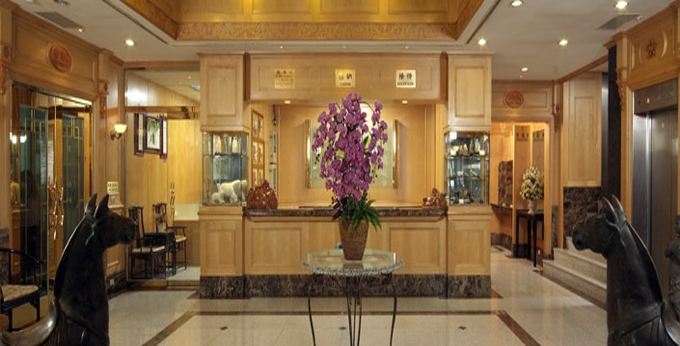 高雄喜悦酒店房间室内图、外观图