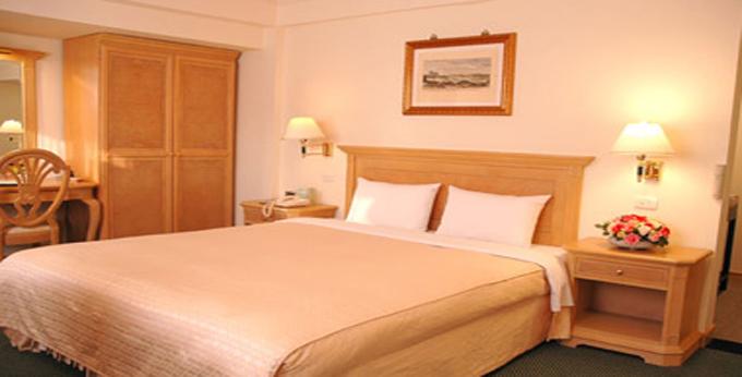台南剑桥饭店(台南馆) 房间室内图、外观图
