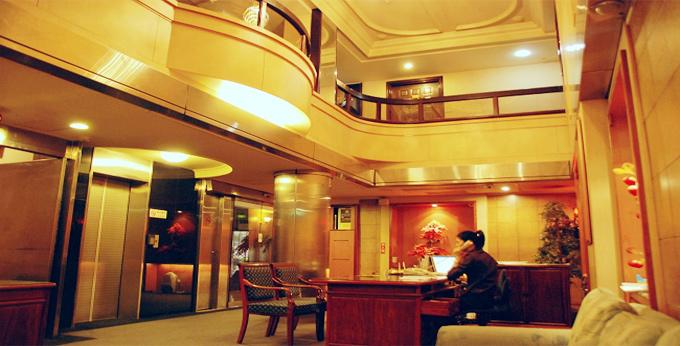 台北瑞格商务会馆房间室内图、外观图