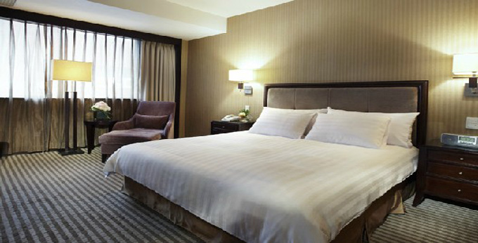台北馥敦酒店(复北店) 房间室内图、外观图