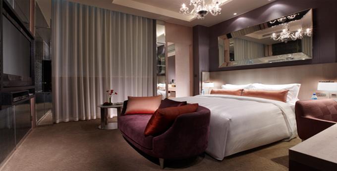台北城市商旅饭店 (南东馆) 房间室内图、外观图