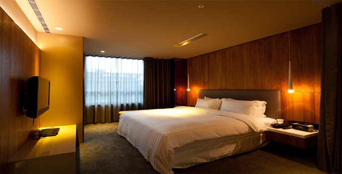 台北Home Hotel(信义)房间室内图、外观图