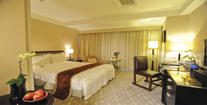 台北太平洋商旅房间室内图、外观图
