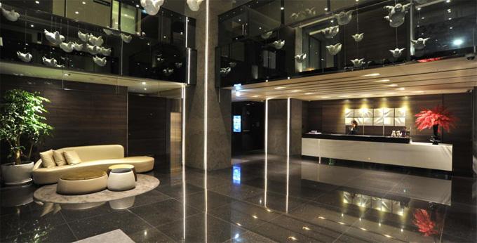 台北永安栈饭店房间室内图、外观图