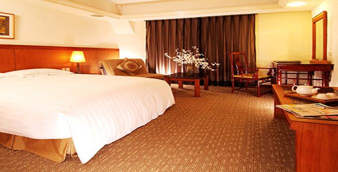 台北金帅商旅房间室内图、外观图