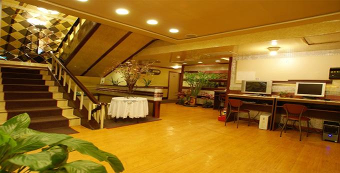 台北金国际旅馆房间室内图、外观图